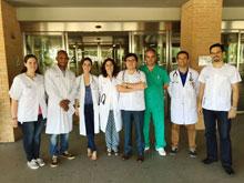La I Feria Cardiosaludable aborda diferentes aspectos de la salud y el deporte en el Hospital de Talavera de la Reina
