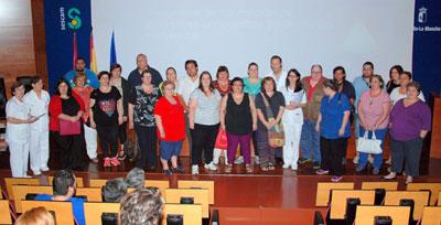 Una treintena de pacientes se incorporan al Programa de Atención Integral de Obesidad Mórbida del Área Integrada de Talavera