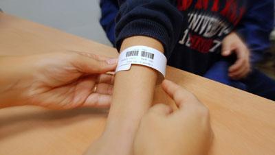 El Hospital 'Nuestra Señora del Prado' de Talavera de la Reina implanta un sistema integral de identificación de pacientes