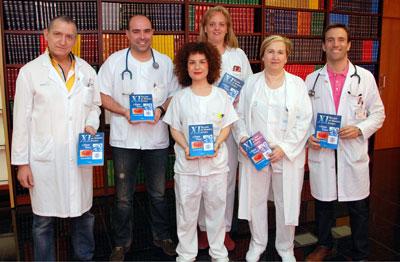 El servicio de Medicina Interna del Hospital de Talavera de la Reina incrementa un 33,6% las consultas de alta resolución
