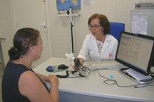 El Área Sanitaria de Toledo impulsa la realización de espirometrías para detectar de forma precoz patologías respiratorias