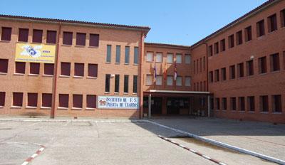 Un particular reclama al Ayuntamiento la propiedad de parte del terreno del IES Puerta de Cuartos