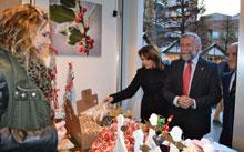 El Mercado de Navidad de Trinidad, germen del plan de dinamización comercial de Talavera