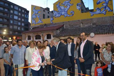 Inauguradas las recién remodeladas Plazas de San Miguel y El Salvador