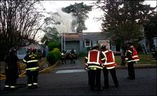 Un hombre incendia su casa intentando matar una araña en Seattle