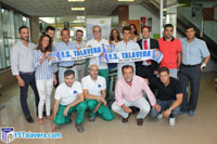 Nacho Gil se convierte en el primer fichaje del Soliss FS Talavera