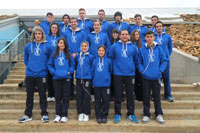 El Club Natación Aqüis comienza la competición en la Liga Territorial de Primera División