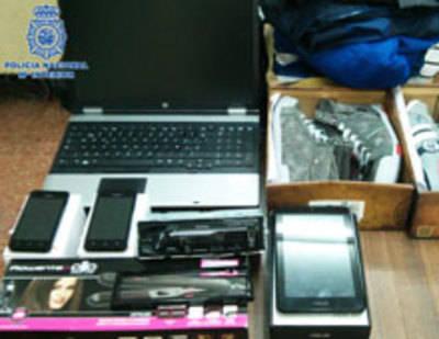 Un detenido en Toledo por realizar compras fraudulentas a través de Internet por un importe de 2.000 euros