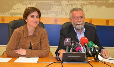 Ramos anuncia el destino de más de un millón de euros para iniciar el desarrollo de la segunda fase del Polígono Torrehierro