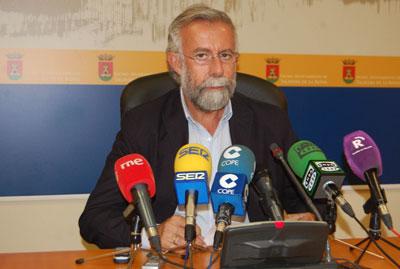 Comienza el proceso para elegir a Jaime Ramos como nuevo alcalde de Talavera