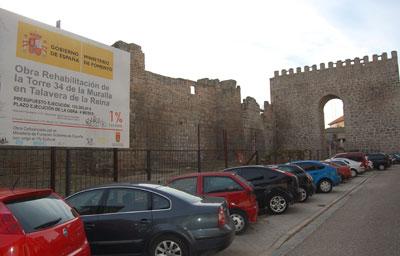 El Ayuntamiento de Talavera solicitará el 1,5% Cultural para la muralla del Charcón