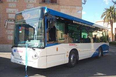 Aprobada la licitación para el servicio de transporte urbano de Talavera