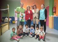 La guardería Bichos ofrecerá unas jornadas infantiles este sábado 24 de mayo