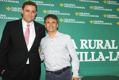 José Mota vuelve a Caja Rural CLM para celebrar su 50 Aniversario
