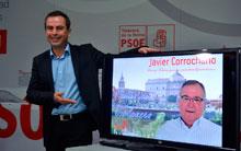 José Gutiérrez coordinará la campaña electoral del Partido Socialista de Talavera