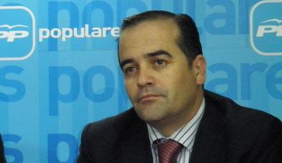 El subdelegado del Gobierno en Toledo asumirá la Presidencia del PP de Talavera