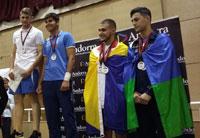 El kárate talaverano se trae cuatro oros y una plata del Open Internacional de Andorra