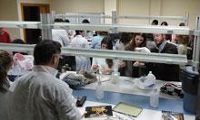 El Centro Asociado de la UNED de Talavera comienza las prácticas obligatorias en su laboratorio
