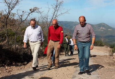 """Labrador destaca el """"compromiso del Gobierno de España en la protección y difusión de los Parques Nacionales"""""""