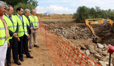 Labrador defiende que el Plan del Tajo garantiza agua para consumo y regadío en Talavera