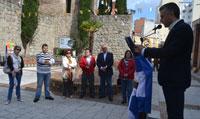 Los vecinos de Puerta de Zamora celebran el Día del Libro con 'La Celestina'