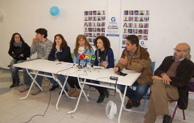 Ganemos Talavera presenta su lista definitiva para conseguir la Alcaldía para los ciudadanos