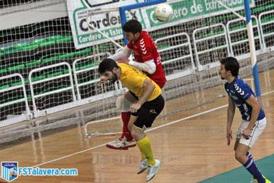 El Soliss FS Talavera se deja la intensidad en casa y lo paga con la derrota