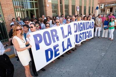 Fractura en el Palacio de Justicia de Talavera: ¿Qué está pasando en los Juzgados?