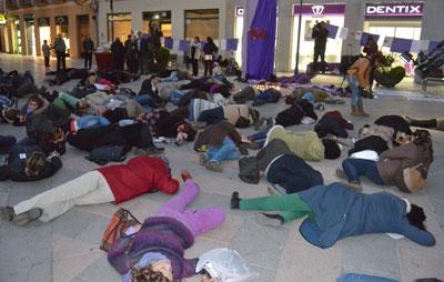 Tumbada popular en San Francisco para honrar a las 56 víctimas fallecidas por violencia en 2014