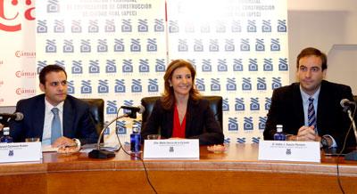 Marta García anuncia un convenio con la FEMP-CLM para impulsar la rehabilitación de viviendas