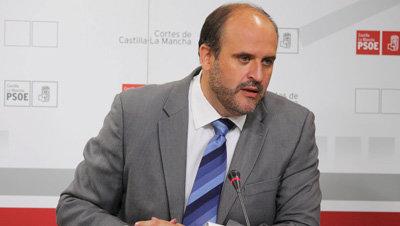 """Martínez Guijarro: """"El PP blinda el agua del Tajo para los regantes del Levante"""""""