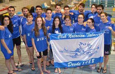 32 medallas y 9 marcas para el CN Talavera