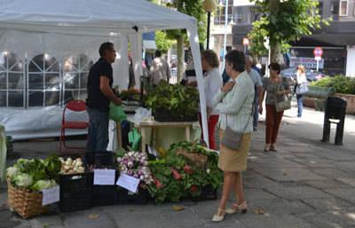Los productos de la huerta talaverana y de la comarca, directamente del productor al consumidor