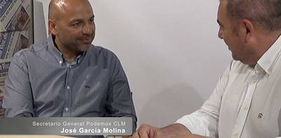 Entrevista a José García Molina (video)