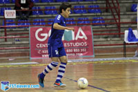 Gran partido del Soliss FS Talavera Juvenil ante el líder pese a la derrota