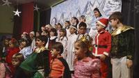Gala solidaria a favor de Cáritas en el colegio Clemente Palencia