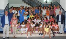 Treinta familias de la comarca reciben a sus 'hijos' saharauis para disfrutar del verano