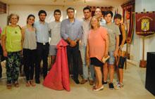 NNGG Castillo de Bayuela celebra una conferencia taurina con motivo de su semana cultural