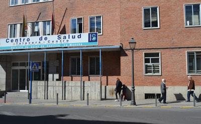 La normalidad vuelve al centro de salud Talavera-Centro después de un pequeño incendio