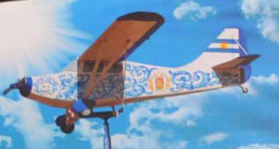 Ya existe proyecto ganador para decorar la avioneta que se reubicará en la entrada de Talavera