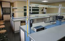 El centro de la UNED de Talavera abre el laboratorio de prácticas en Ciencias Ambientales