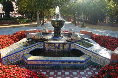 El paseo central de los Jardines del Prado llevar� el nombre de 'Telesforo Jim�nez �vila'