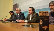 Fernando Cabanes presenta la gira teatral de la obra 'Historia de un cuadro'