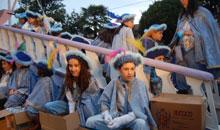 Festejos busca 45 pajes de entre 6 y 14 años para la Cabalgata de Reyes de 2015
