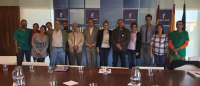 El Gobierno regional invita a las PAH a unirse al proyecto de creación de oficinas antidesahucio