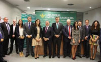 Caja Rural Castilla-La Mancha inaugura su primera oficina en San Clemente
