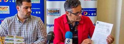 La OID denunciará a la Policía por incautarse de 28.000 boletos en Granada