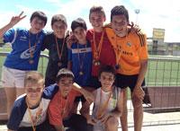 El colegio Juan Ramón Jiménez celebra sus particulares Olimpiadas