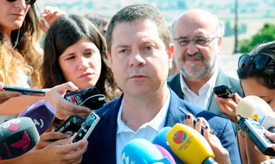 García-Page anuncia que el Ayuntamiento cerrará 2014 con sus cuentas en positivo y abordará una reducción de la presión fiscal