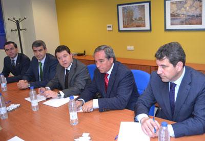 Page propone un pacto económico y social para la recuperación de Castilla-La Mancha